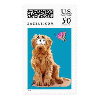 Labradoodle Postage