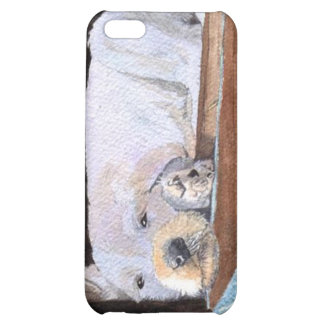 Labradoodle Puppy Case For iPhone 5C