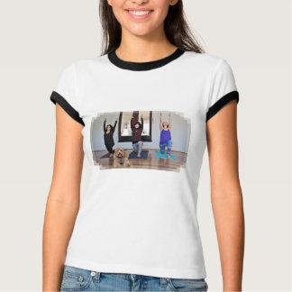 Labradoodle - Riley - Yoga Dog T Shirts