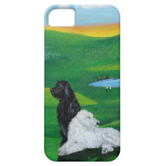 Labradoodle Spring iPhone SE/5/5s Case