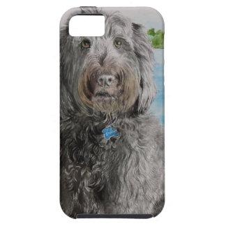 Labradoodle Stewart iPhone SE/5/5s Case