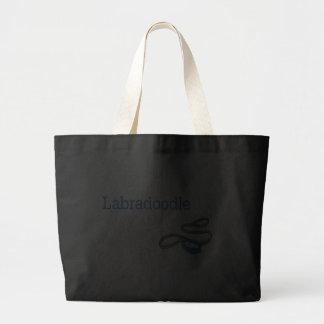 Labradoodle Tote Bag