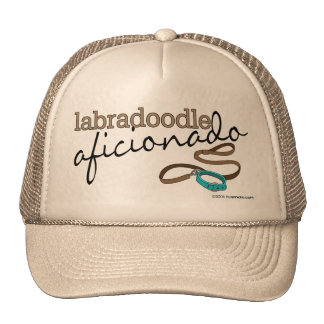 Labradoodle Trucker Hats