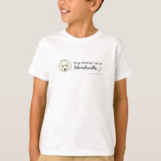 LabradoodleYellowSister T-Shirt