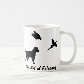 Labrador and Falconry Coffee Mugs