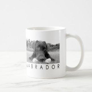 Labrador B&W Mug