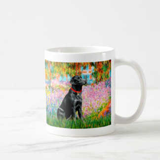 Labrador (Black) - Garden Coffee Mug