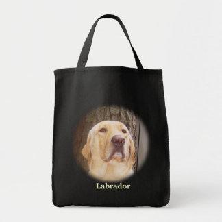 Labrador Bolsa Tela Para La Compra