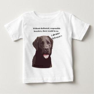 Labrador - Breeders Baby T-Shirt