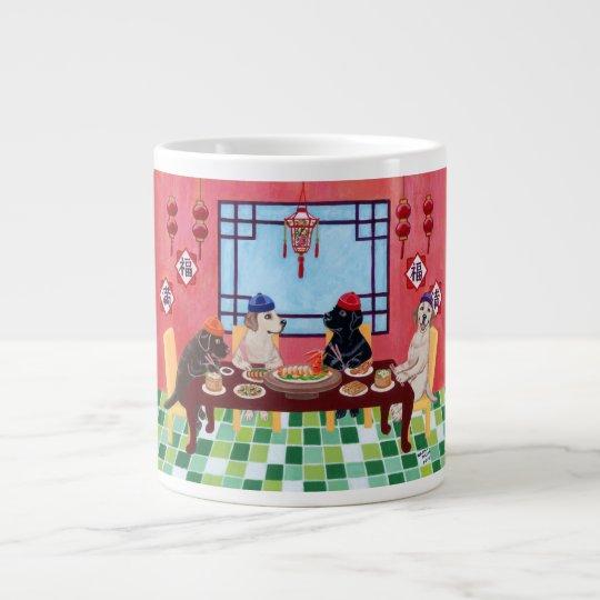 Labrador Chinese Restaurant Large Coffee Mug