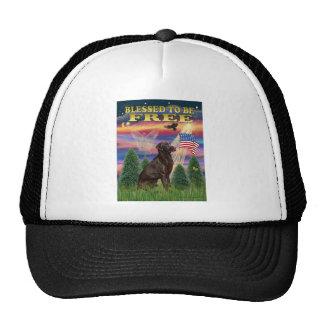Labrador (Chocolate) Trucker Hat