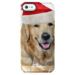 Uncommon iPhone 5/5s Permafrost® Deflector Case with Golden Retriever Phone Cases design