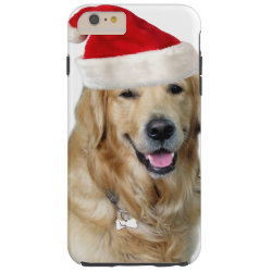 Case-Mate Barely There iPhone 6 Plus Case with Golden Retriever Phone Cases design