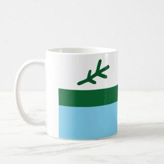 labrador classic white coffee mug