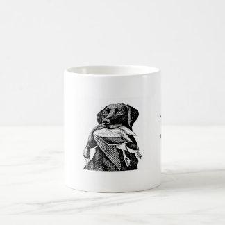 Labrador coffee cup