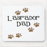 Labrador Dad Mouse Mat