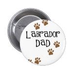 Labrador Dad Pin