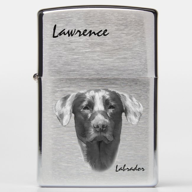 Labrador Dog elegant