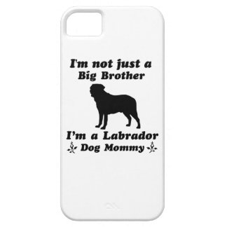 labrador Dog Mommy Cover For iPhone 5/5S