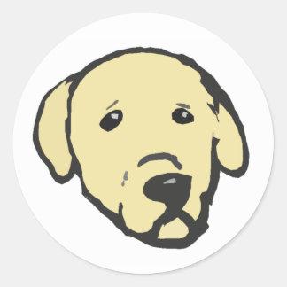 Labrador Dog Sticker