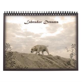 Labrador Dreams Calendar