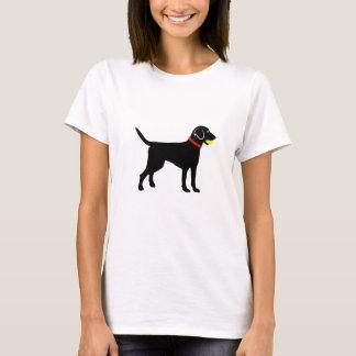 labrador fetch ball play T-Shirt