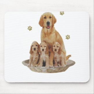 Labrador gifts mouse pad