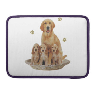 Labrador gifts sleeves for MacBook pro