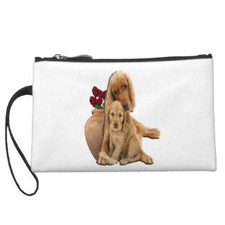 Labrador gifts wristlet wallet