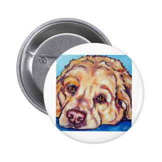 Labrador/Golden Retriever Mix Pin