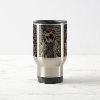 Labrador in High Fashion Travel Mug
