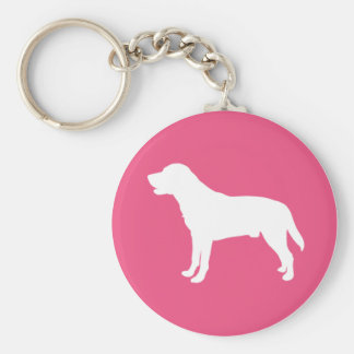 Labrador Keychain