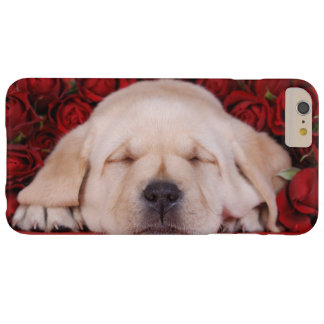 Labrador love puppy barely there iPhone 6 plus case