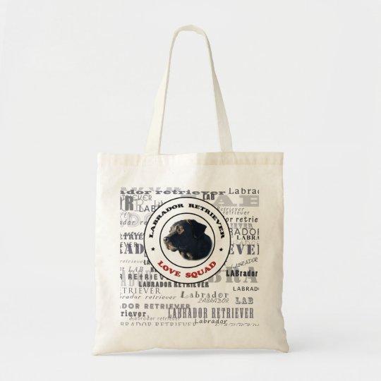Labrador Love Squad bag