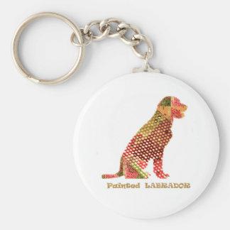 LABRADOR : Majestic Elegant Dog Keychains