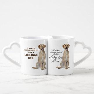 Labrador Mom and Dad Mugs