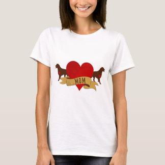 Labrador Mom [Tattoo style] T-Shirt