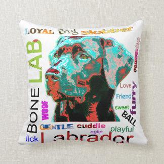 Labrador - Pop Art Design American MoJo Pillows
