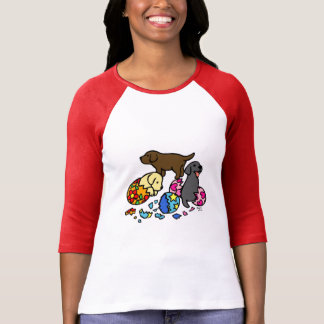 Labrador Puppies from Eggs T-Shirt