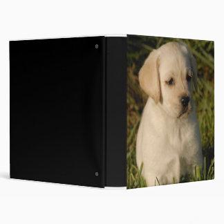Labrador Puppy Binder
