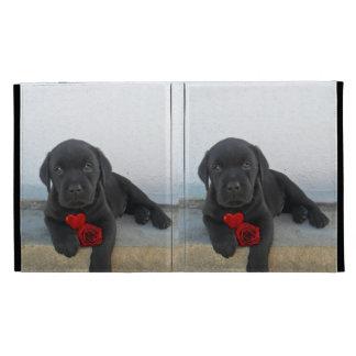 Labrador puppy dog iPad case