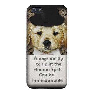 Labrador Puppy Dog Quote Case