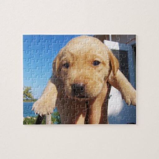 Labrador Puppy - Good Morning! Puzzles