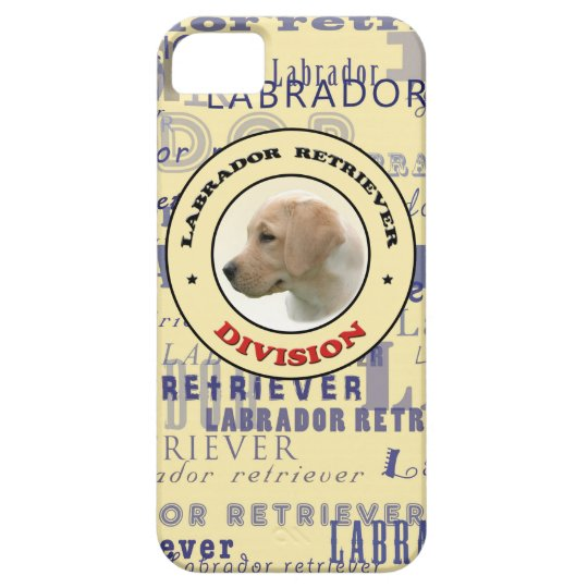 Labrador puppy iPhone 5 case