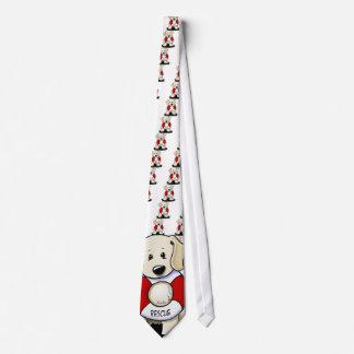 Labrador Rescue Neck Tie