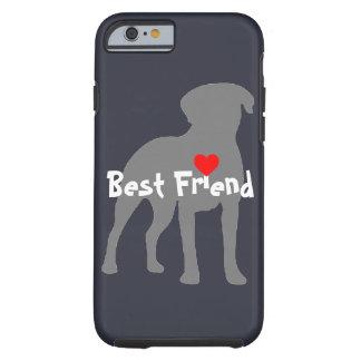 """Labrador Retreiver """"mejor amigo """" Funda Para iPhone 6 Tough"""