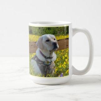 Labrador Retriever A Heartbeat At My Feet Mug
