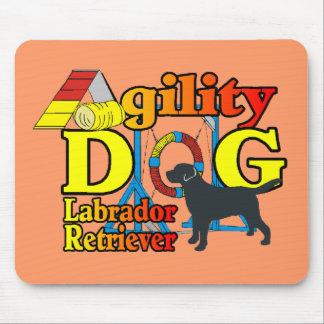 Labrador Retriever Agility Shirts Gifts Mouse Pad