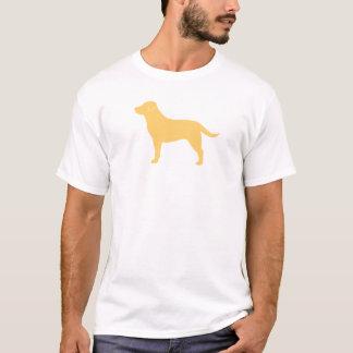 Labrador retriever (amarillo) playera