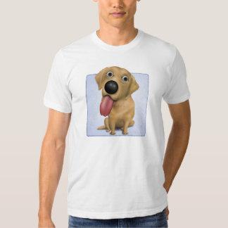 Labrador retriever (amarillo) polera